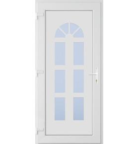 Porta Torino exterior direita em PVC 2080x980