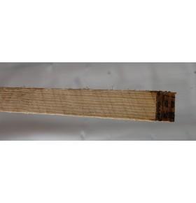 Barrote de pinho marítimo serrado 260x4x2,5cm