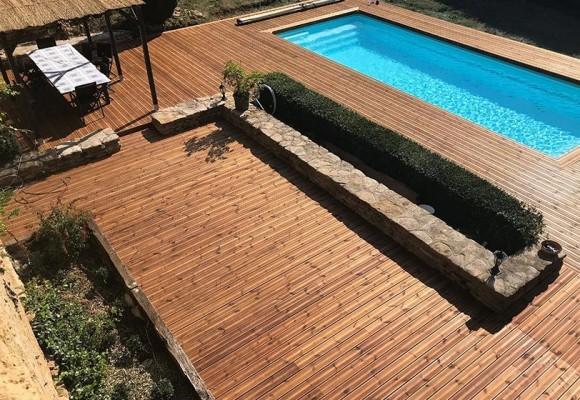 Deck em Madeira - Prepare o seu verão
